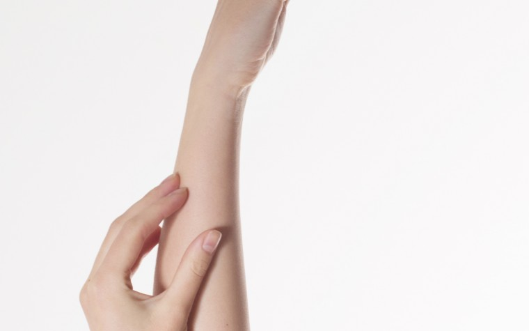Fibromyalgia patients perceive touch differently