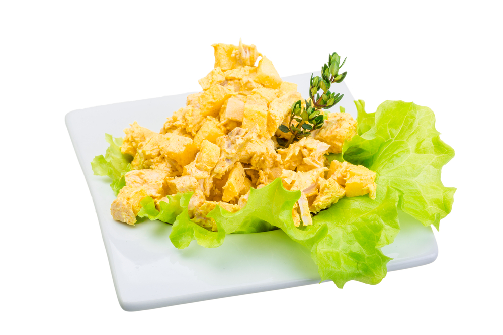 Curry Chicken for Fibromyalgia Inflammation