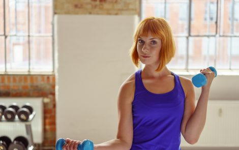 Low-intensity Exercise Seen to Help Women With Fibromyalgia Mentally, Physically