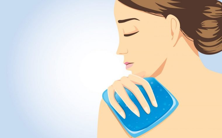 cold gel packs for pain