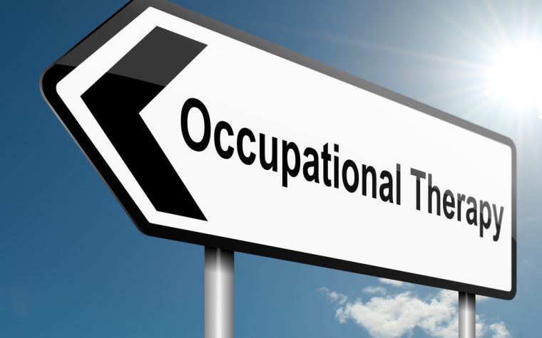 Occupational therapy intervention.