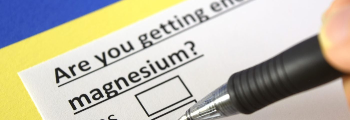 Magnesium Deficiency Should Be Treated in FM Patients