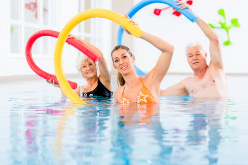 Hydrotherapy Benefits Fibromyalgia Patients Only If They Stick With It, Study Reveals