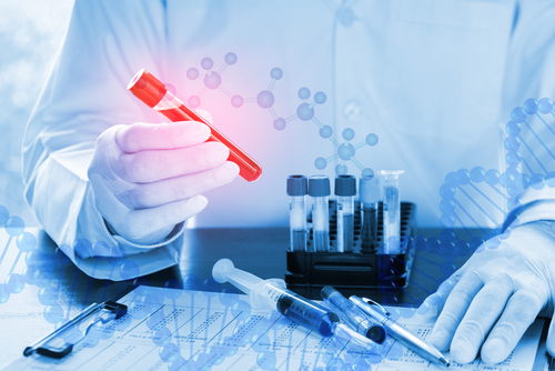 blood analysis diagnosis
