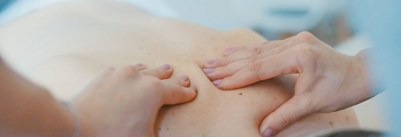 Massage Therapy to Neck Muscles May Help With  Pain of Fibromyalgia